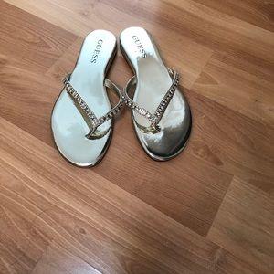 NWOB Guess sandals